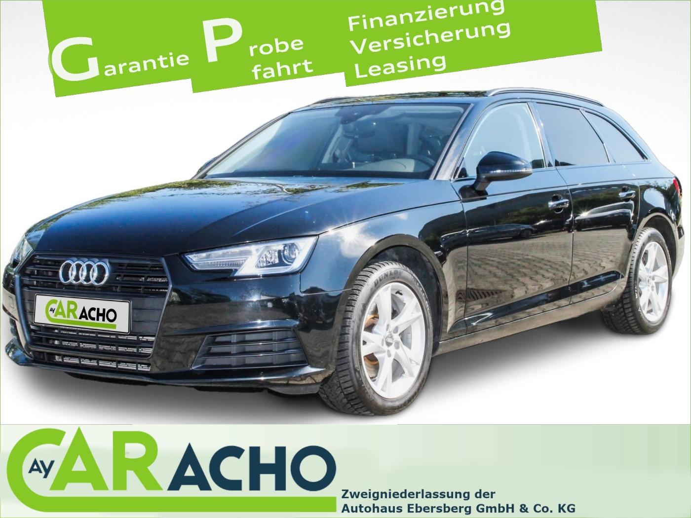 Audi A4 Avant sport 1.4 TFSI Stadt App Navi PDC, Jahr 2016, Benzin