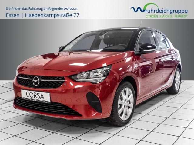 Opel Corsa F Edition 1.2+Kamera+Allwetter+SHZ+LHZ+PDC+DAB+IntelliLink, Jahr 2021, Benzin