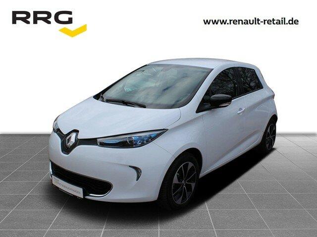 Renault Zoe Intens zzgl. Batteriemiete 0,99% Finanzierun, Jahr 2016, Elektro