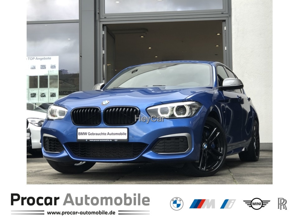 BMW M140i Special Edition Navi Prof.Aut.H/K Shz PDC, Jahr 2017, Benzin