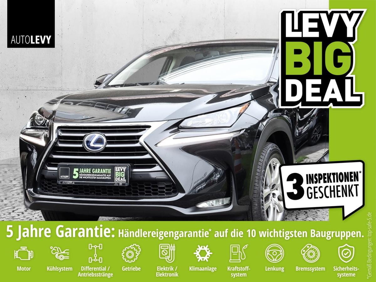 Lexus NX 300h Executive Line *Navi*Leder*Sitzheizung*, Jahr 2017, Hybrid