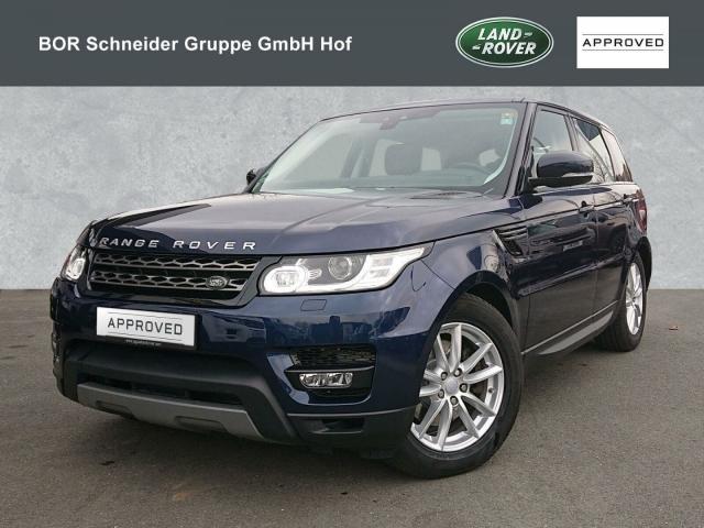 Land Rover Range Rover Sport 3.0 TDV6 SUV5 SE aus 1. Hand, Jahr 2017, Diesel