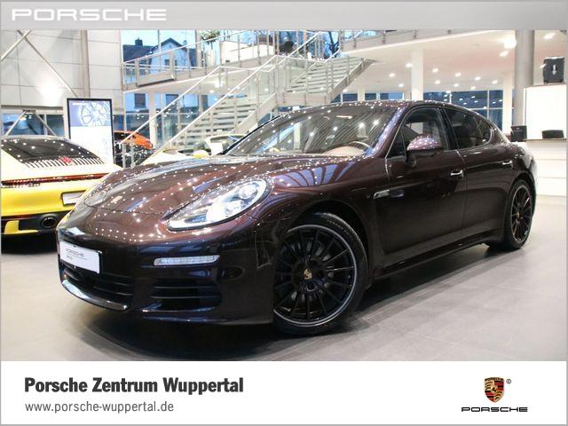 Porsche Panamera Diesel Rückfahrkamera BOSE Luftfederung Spurwechselassistent, Jahr 2014, diesel