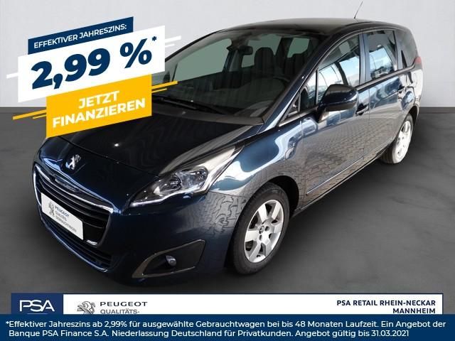 Peugeot 5008 Business-Line BlueHDI 120 S&S*NAVI*SHZ*EPH*, Jahr 2015, Diesel