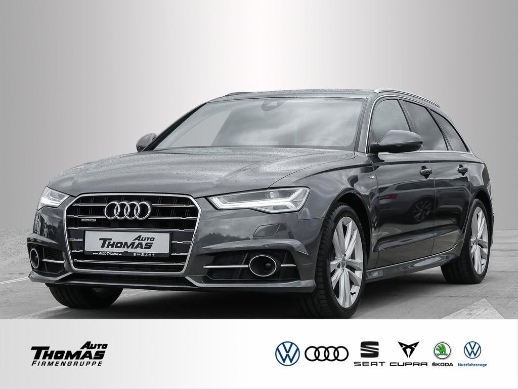 "Audi A6 Avant ""S line"" 3.0 TDI quattro S tronic AHK, Jahr 2017, diesel"