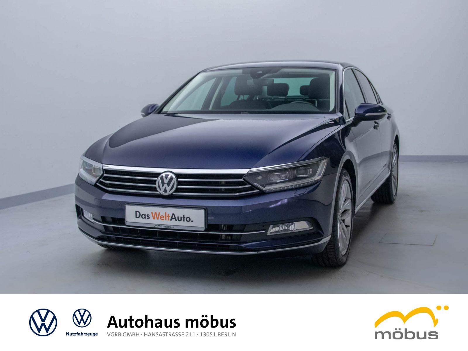 Volkswagen Passat 1.8 TSI DSG**HIGHL*LED*LEDER*ASSIST*AID**, Jahr 2016, Benzin