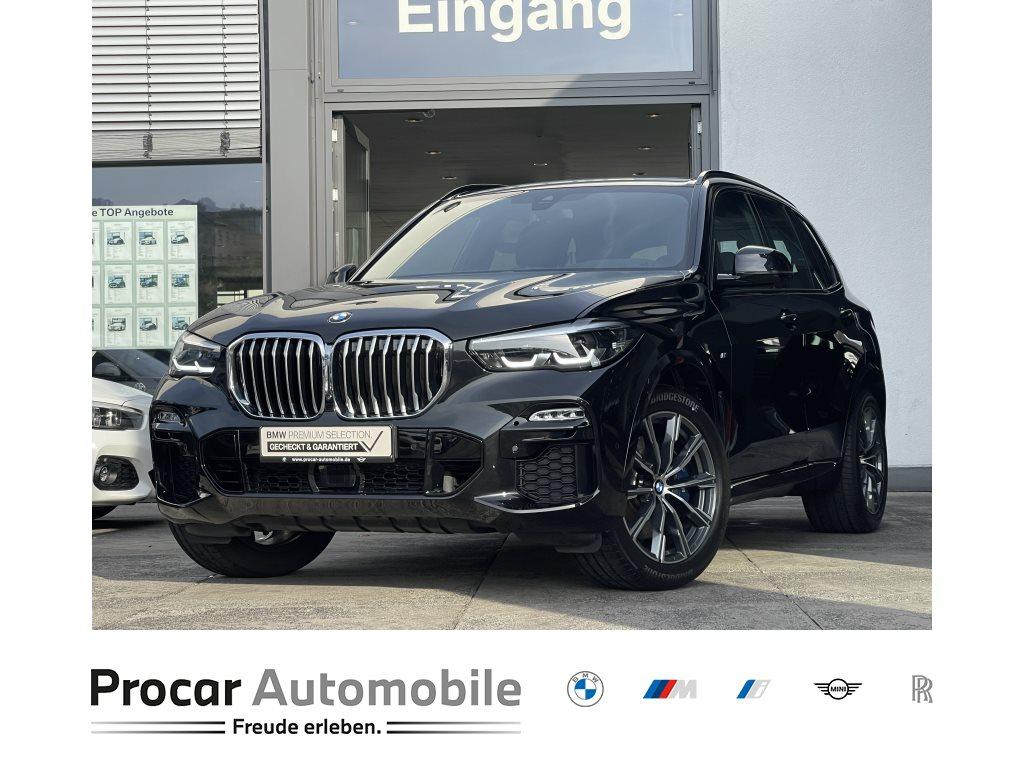 BMW X5 xDrive30d AHK Pano PA+ DA HuD Komfortzg. HiFi, Jahr 2020, Hybrid_Diesel