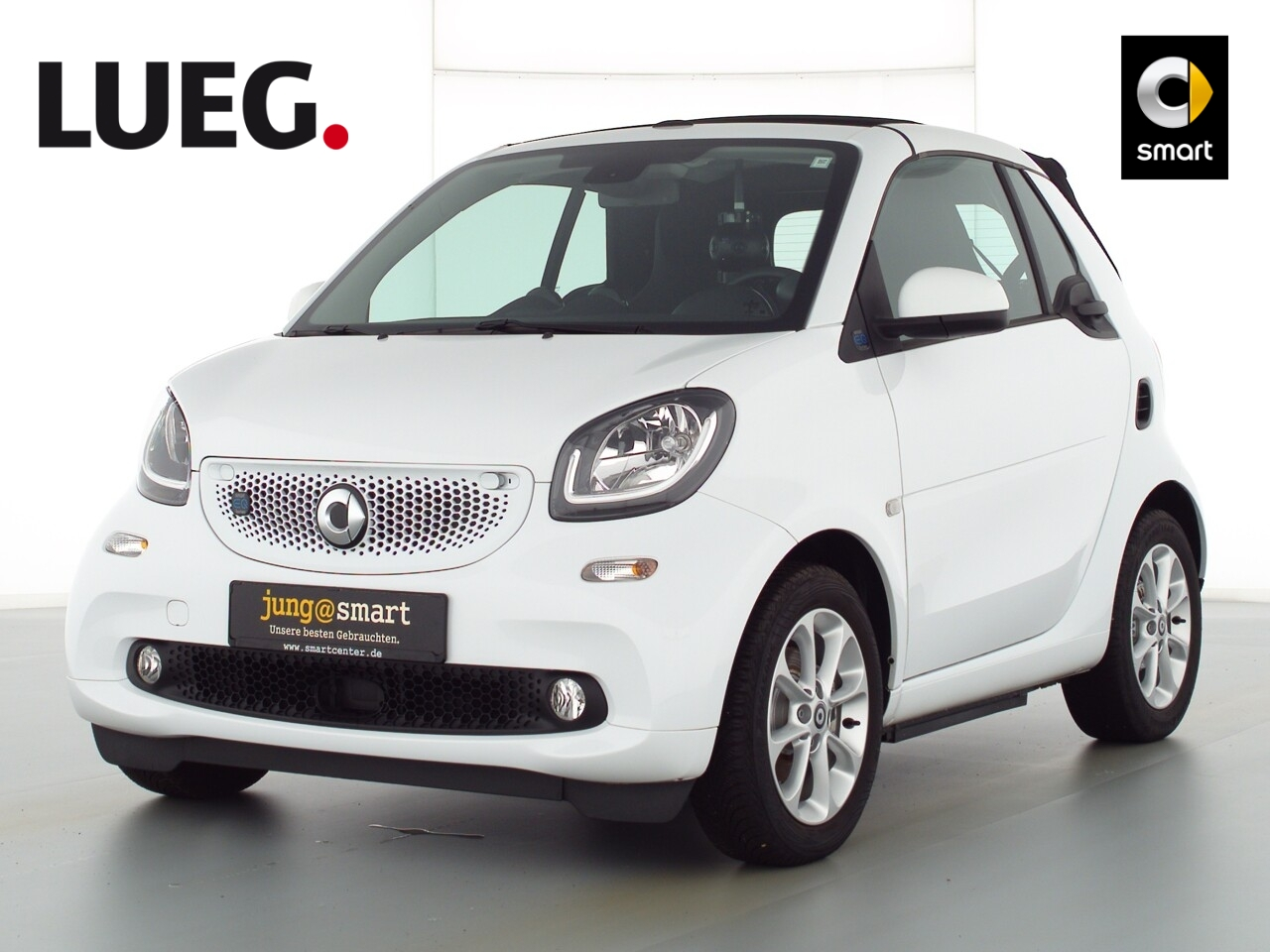 smart fortwo cabrio (11.2015->), Jahr 2019, Elektro