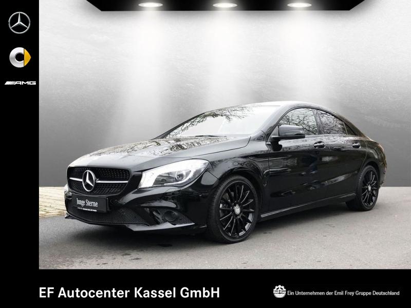 Mercedes-Benz CLA 250 7G Urban+Night+18''AMG+Xenon+Memo+Navi, Jahr 2015, petrol