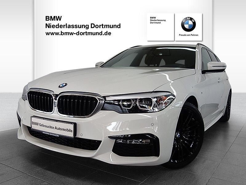 BMW 520d Touring M Sportpaket, Jahr 2018, Diesel