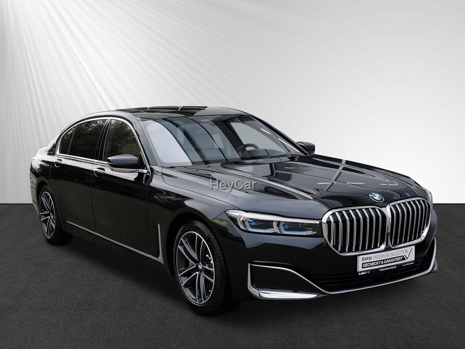 BMW 745Le Navi HUD elGSD Leas. 799,- br. o. Anz., Jahr 2019, Hybrid