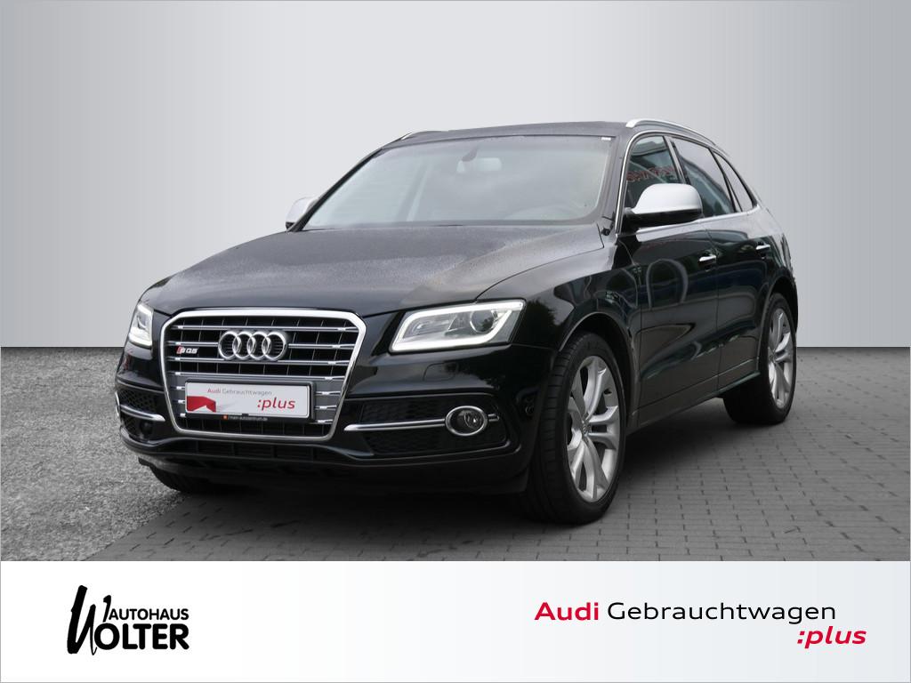 Audi SQ5 3.0 TDI competition quattro, Jahr 2016, Diesel