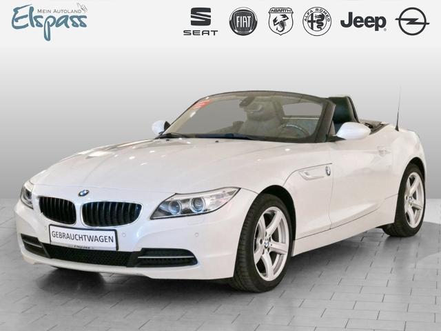 BMW Z4 sDrive 18i Roadster LEDER XEN PDC v+h BLUET, Jahr 2013, Benzin