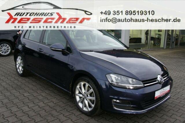Volkswagen Golf VII 1,4TSI Highline BMT *XENON*PDC*SHZ*, Jahr 2013, Benzin