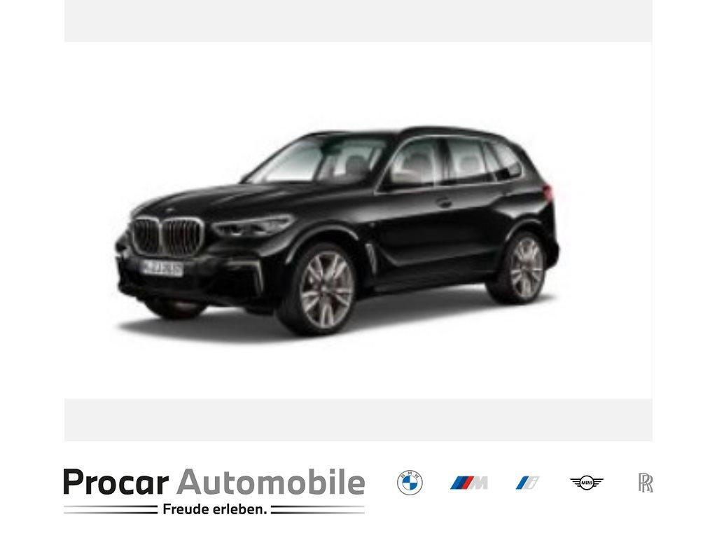 BMW X5 M50d DA PROF PANO AHK STANDHEIZUNG, Jahr 2020, Diesel