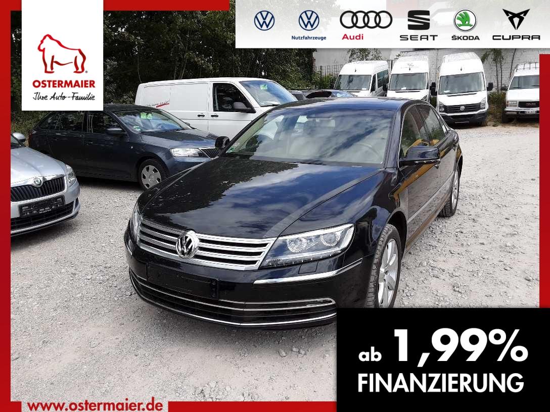 Volkswagen Phaeton lang 3.0TDI 245PS DSG 4M NP100T AHK.KAME, Jahr 2015, Diesel