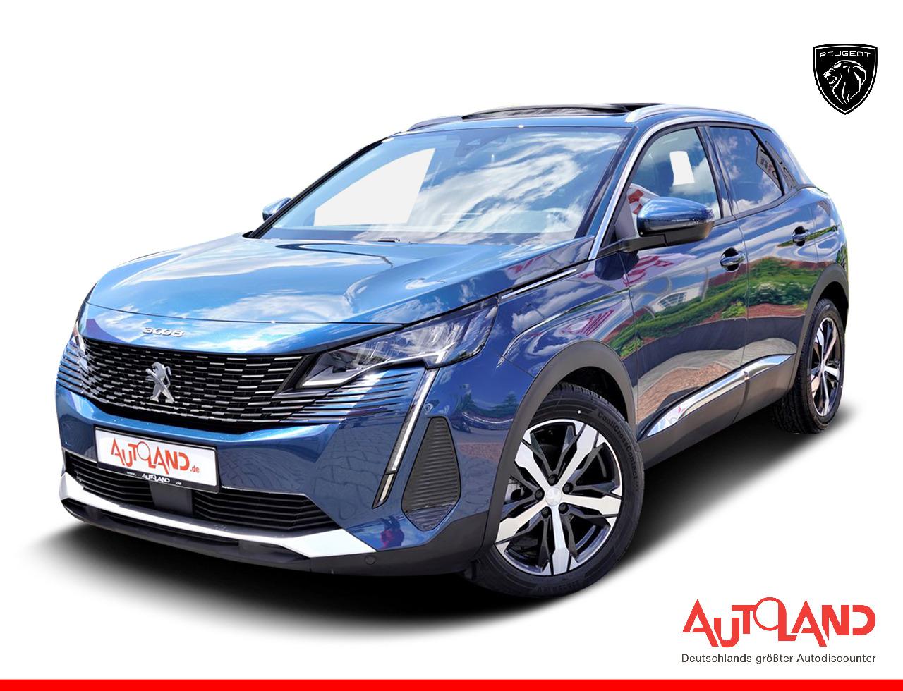 Peugeot 3008, Jahr 2021, Benzin