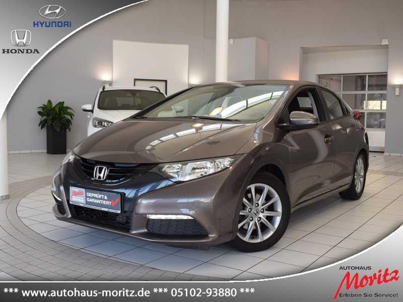 Honda Civic 1.4 Comfort *MIT NAVIGATION*, Jahr 2014, Benzin