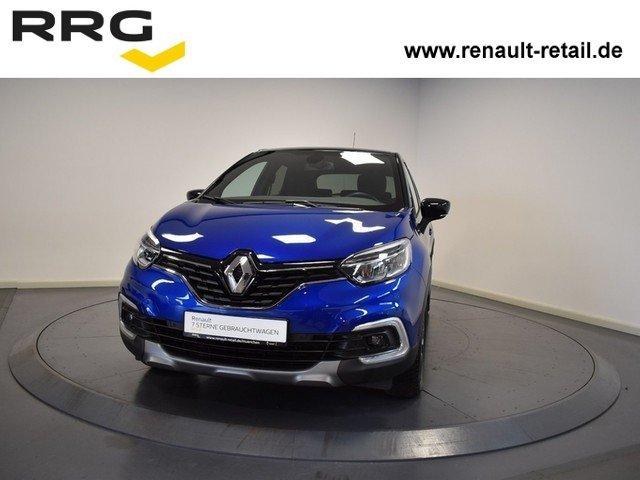 Renault Captur 1.3 TCe 150 EU6 Version S TÜV, AU und In, Jahr 2019, Benzin
