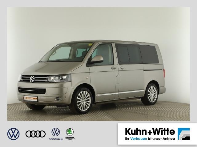 Volkswagen T5 Multivan 2.0 BiTDI 4Motion Highline *Navi*Dyn, Jahr 2013, Diesel