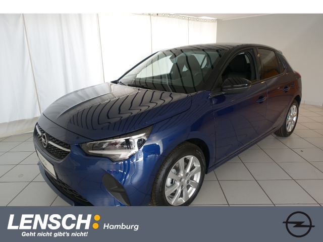 Opel Corsa F Edition 1.2 AUT+NAVI+RÜCKFAHRKAM+SHZ+ALU, Jahr 2021, Benzin