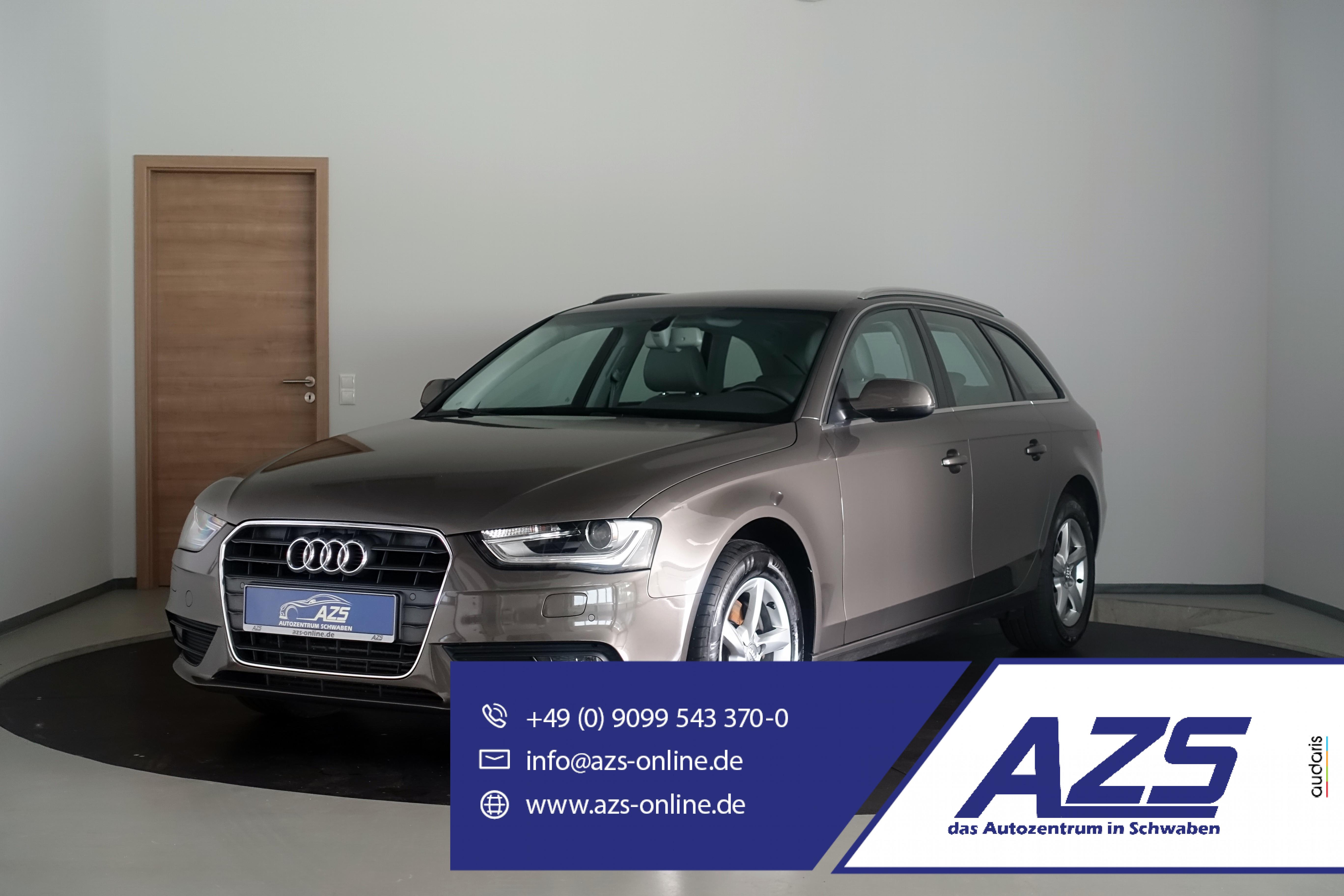 Audi A4 2.0 TDI Avant Ambiente | Navi | Bi-Xenon |, Jahr 2015, Diesel