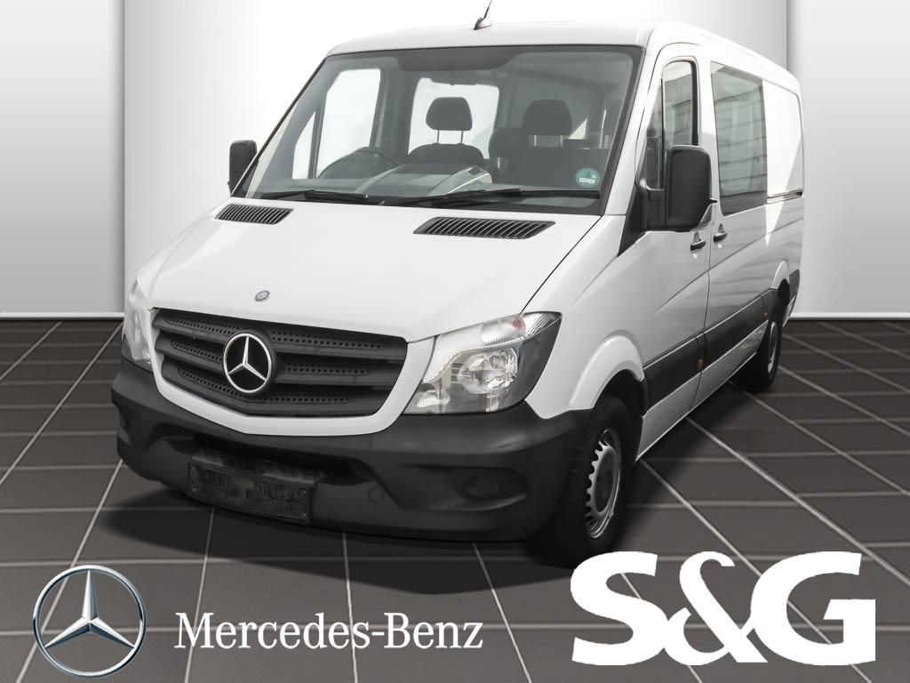 Mercedes-Benz Sprinter 313 CDI Kombi Kasten 6Sitze/AHK/Klima, Jahr 2014, diesel