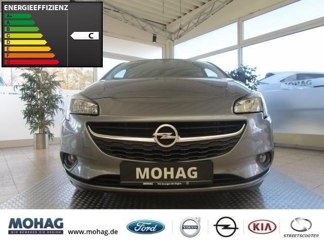 Opel Corsa E 120 Jahre ecoFlex 1,4l *Tempomat-Sitzh.* -EU6d-T, Jahr 2019, Benzin