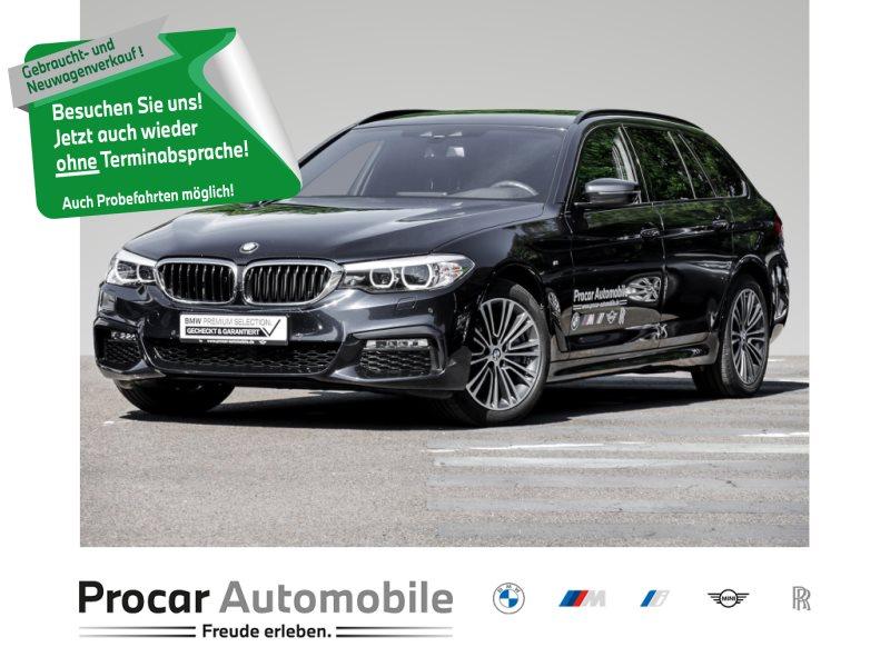 BMW 530d xDrive MSPORT+LEDER+LED+NAVI+HEAD-UP+DAB+AHK+HIFI, Jahr 2018, Diesel