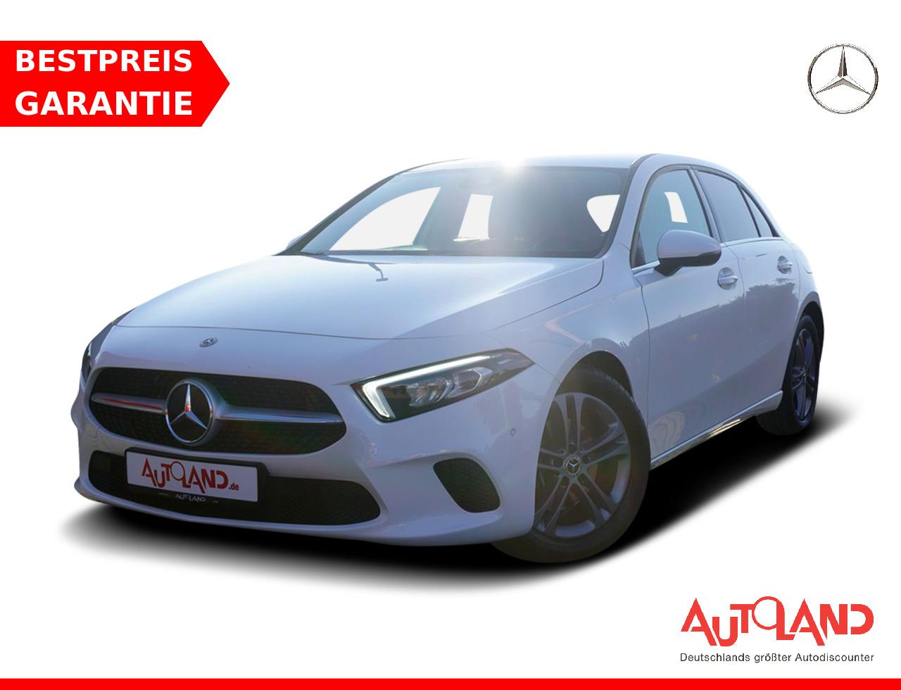 Mercedes-Benz A 140, Jahr 2018, Benzin