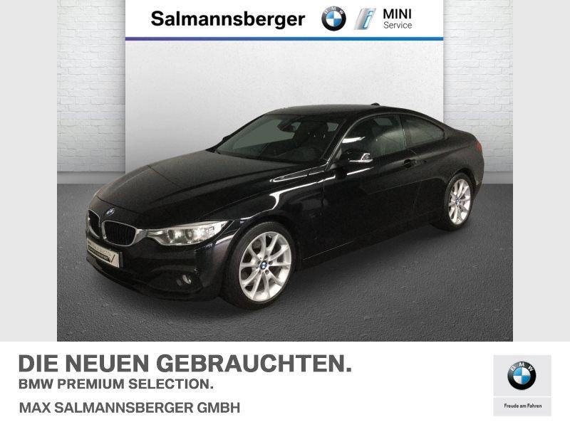BMW 428i Coupé HiFi DAB Xenon Navi Prof. Tempomat, Jahr 2014, Benzin
