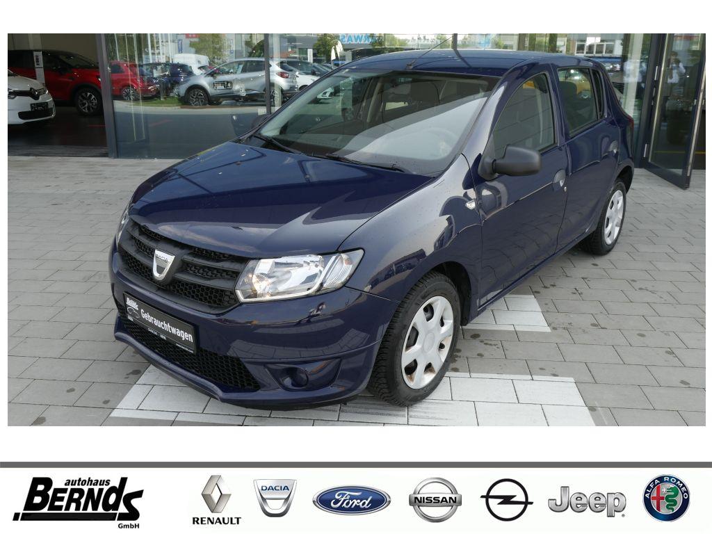 Dacia Sandero 1.2 16V 75 Celebration Klimaanlage, Jahr 2015, Benzin