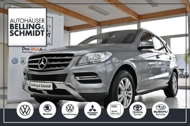 Mercedes-Benz ML 250 CDI 4Matic Annh ngerkpl. SHZ, Jahr 2014, Diesel