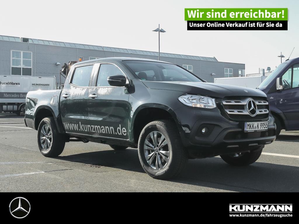 Mercedes-Benz X 250 d Progressive NAVI Kamera Alufelgen, Jahr 2019, Diesel