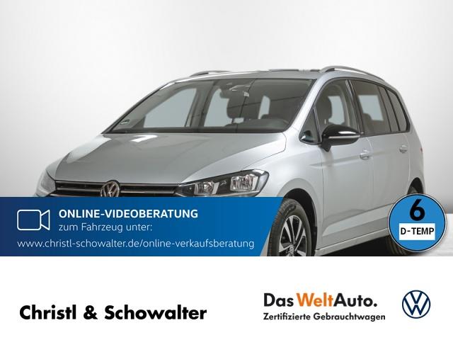 Volkswagen Touran IQ.DRIVE 2.0 TDI DSG 7-Sitzer Bluetooth, Jahr 2020, Diesel