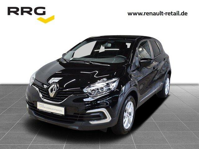 Renault CAPTUR 1.3 TCE 130 LIMITED DELUXE SUV, Jahr 2019, Benzin