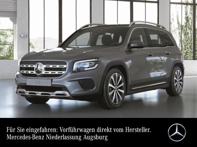 Mercedes-Benz GLB 250 4M PROGRESSIVE+Pano+LED+Kamera+Totw+8G, Jahr 2020, Benzin