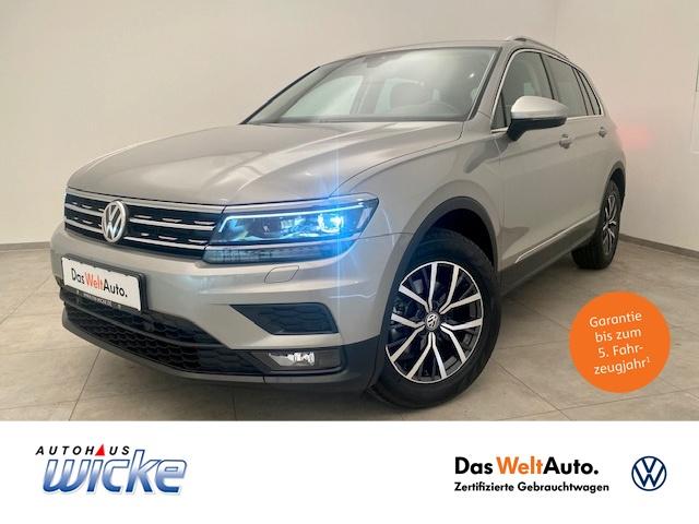 Volkswagen Tiguan 1.5 TSI Comfortline Navi Klima ACC, Jahr 2020, Benzin