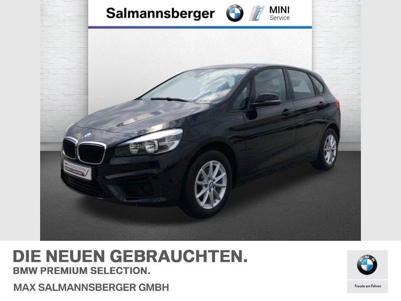 BMW 216i Active Tourer Klimaaut. Shz, Jahr 2016, Benzin