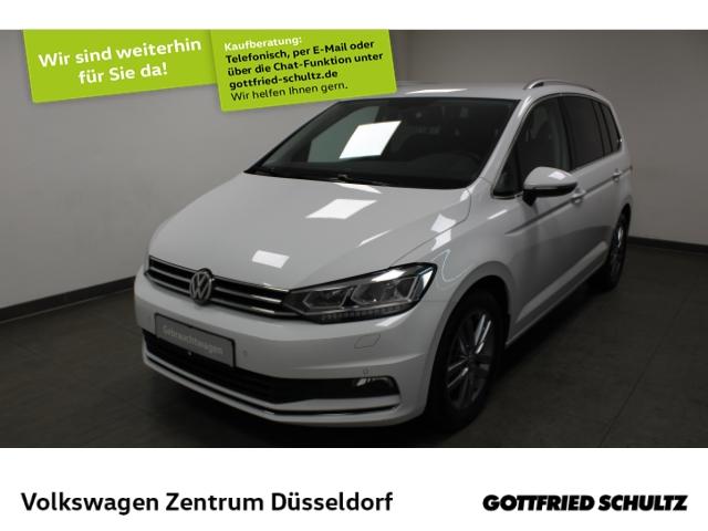Volkswagen Touran Highline 1.5 TSI DSG *LED*Navi*Keyless*PDC*ACC*, Jahr 2020, Benzin