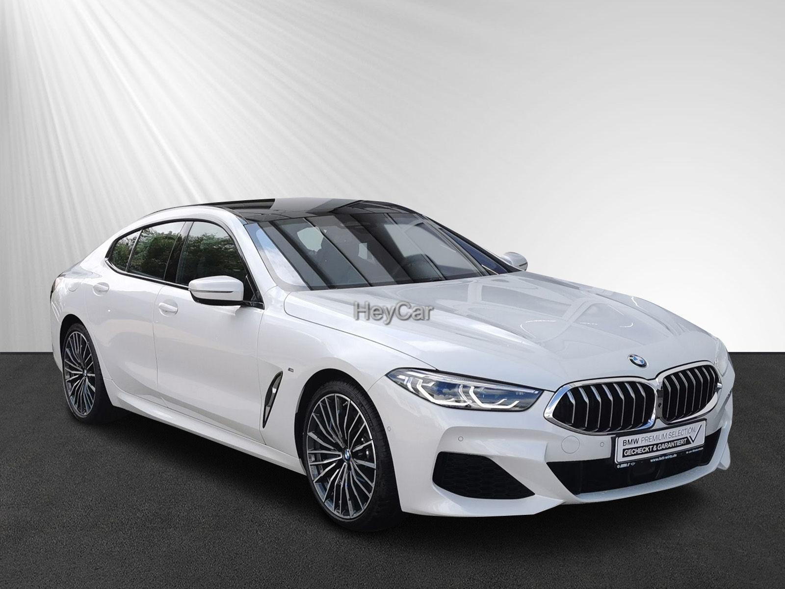 BMW 840i xDrive GC M-Sport Leas. ab 999,-- br.o.Anz., Jahr 2019, Benzin