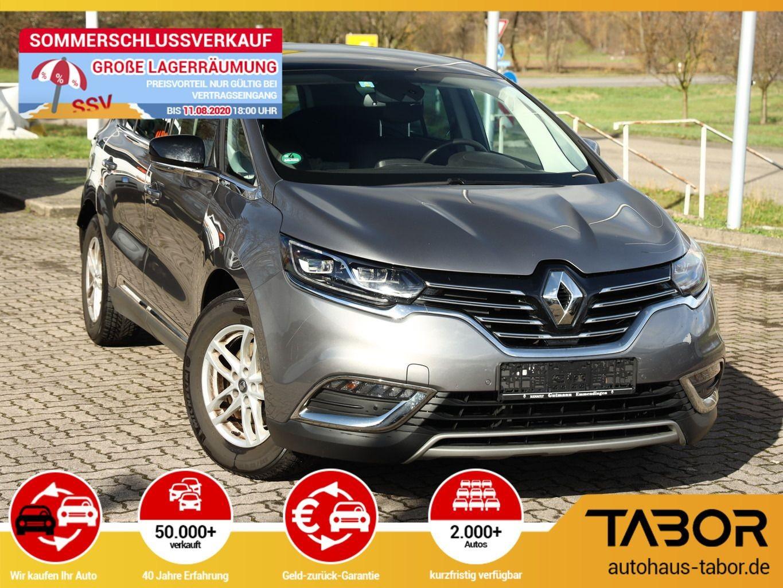 Renault Espace 1.6 TCe 200 EDC Energy Intens LED HUD Nav, Jahr 2017, Benzin