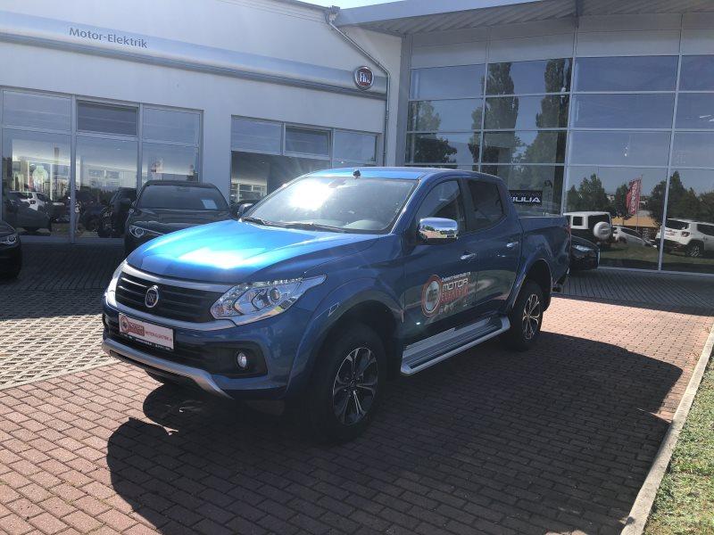 Fiat Fullback Double Cab LX Plus, KAMERA, Jahr 2019, Diesel