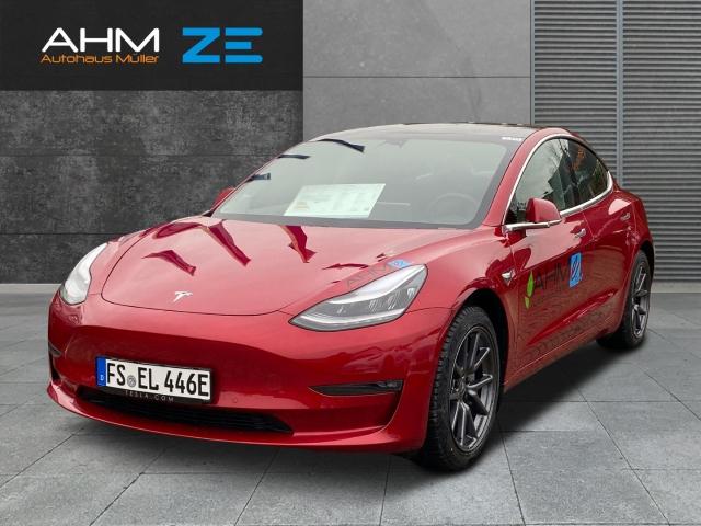 Tesla Model 3 Long Range AWD - 1.149 Miete/Monat möglich, Jahr 2020, Elektro