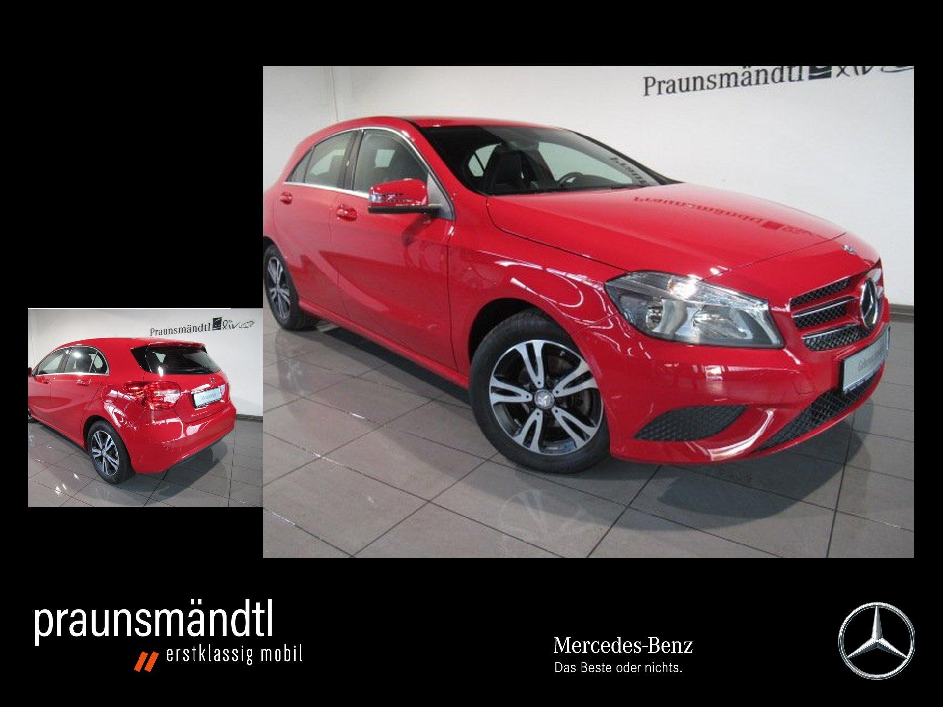 Mercedes-Benz A 180 CDI Style SHZ/Kamera/Audio20/LMF 5-Doppel, Jahr 2014, Diesel