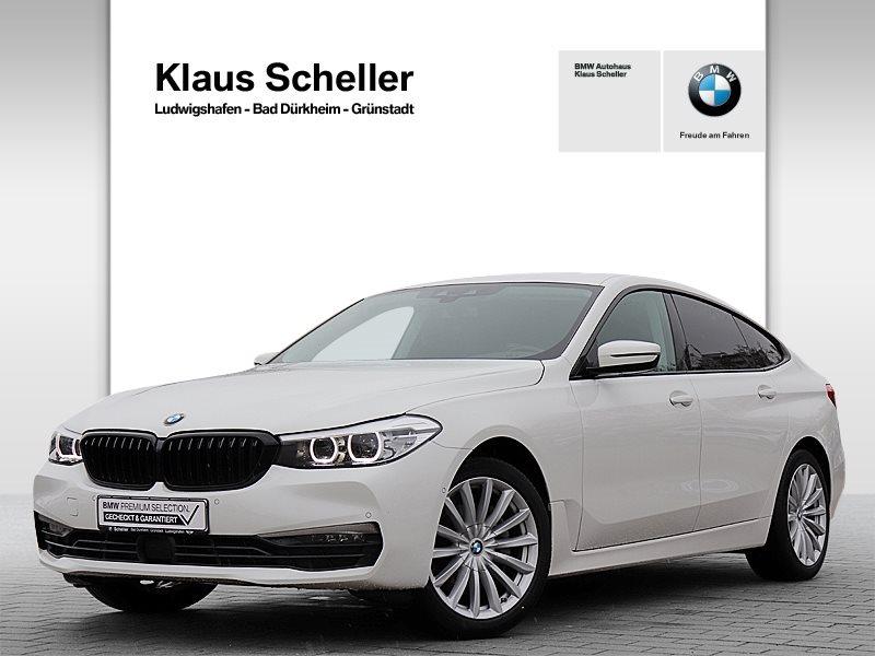BMW 630i Gran Turismo WLAN Standhzg. Pano.Dach AHK, Jahr 2018, Benzin