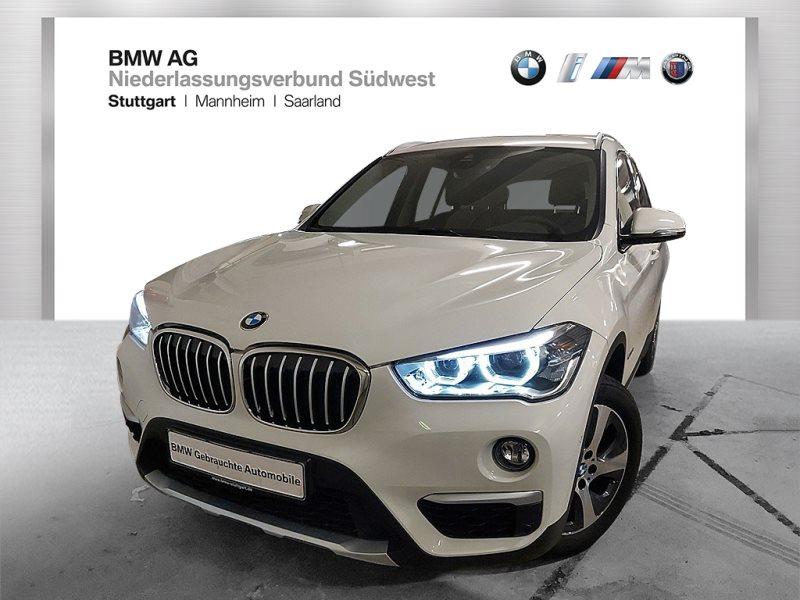 BMW X1 sDrive18i RFK Navi Lenkradhz. D.Assist Shz, Jahr 2017, Benzin