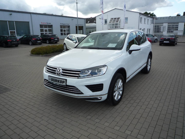 Volkswagen Touareg V6 TDI, Leder, Bi-Xenon, AZV, ..., Jahr 2015, Diesel