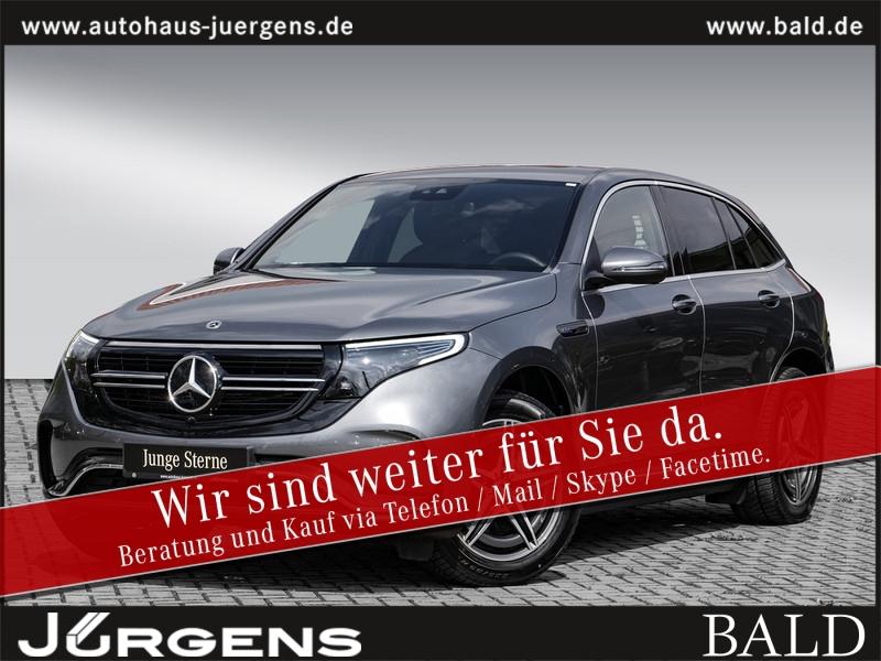 Mercedes-Benz EQC 400 4M AMG-Sport/Navi/ILS/Cam/SHD/EASY-P/DAB, Jahr 2020, Elektro