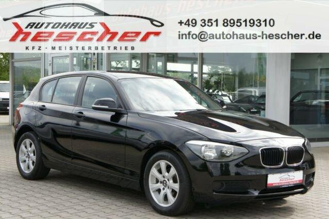 BMW 114i 1,6 *AHK*KLIMA*PDC, Jahr 2013, Benzin